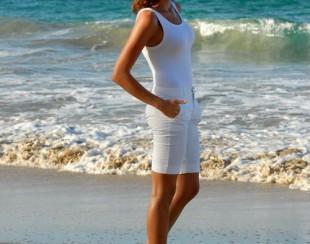 Ирина Шадрина на Мальдивах 2