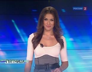 Анна Кастерова, запись программы Пятница