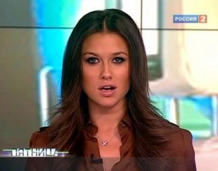 Анна Кастерова, телеведущая