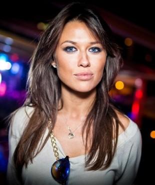 Анна Кастерова в клубе