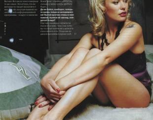 Екатерина Коновалова — Фото для мужского журнала