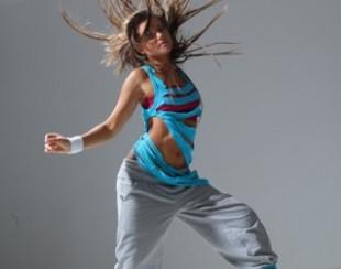 Светлана Литвинова, танцы для девочек, инструктор
