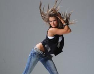 Светлана Литвинова, танцы для девочек, инструктор 3