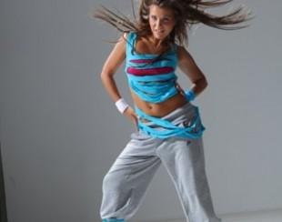Светлана Литвинова, танцы для девочек, инструктор 4