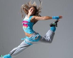 Светлана Литвинова, танцы, телеканал JV 7