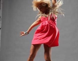 Светлана Литвинова, танцы для девочек, инструктор 7