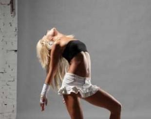 Светлана Литвинова, танцы, телеканал JV 2