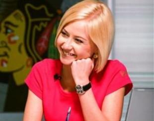 Наталья Кларк, ведущая Большой Спорт на Россия 2
