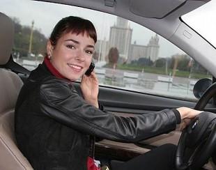 Ирена Понарошку за рулем