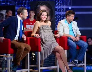 Ирина Шадрина и Сергей Белоголовцев на Ударе Головой