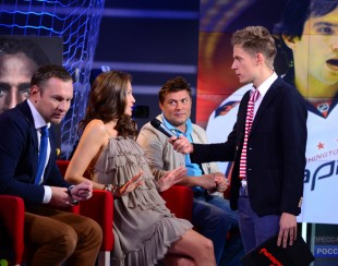 Ирина Шадрина и Сергей Белоголовцев на Ударе Головой (3)