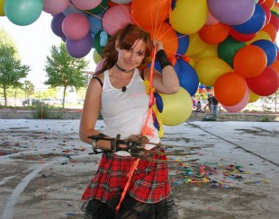 Кэри Байрон — Фотосессия для FHM
