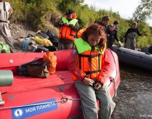 Мария Моргун на Камчатке 10