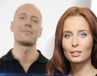 Мария Моргун и Денис Семинихин