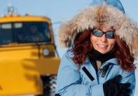 Мария Моргун в Арктике — 8 Фото