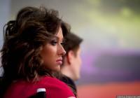 Анна Кастерова — Съемки Новогоднего Шоу «Удар Головой» — 12 Фото