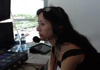 Наталья Фабричнова — комментатор Формулы 1 — Фото