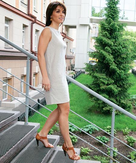 Ирина Муромцева на Останкино