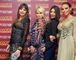 Виджеи РУ.ТВ: Диля, Юлианна, Лена Боска и Маша Ива — Фото