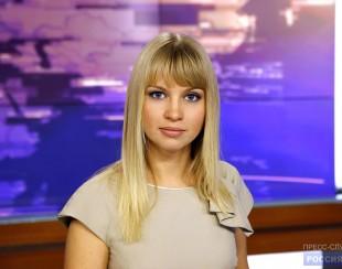 Алена Акиньшина — Ведущая Вести_Ру на России 2