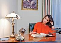 Анна Кастерова не откажется от семейного счастья ради карьеры