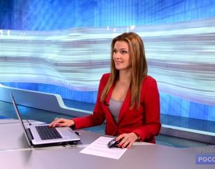 Ольга Васюкова, ведущая Вести-Спорт на России 2 и России 24 — Фото