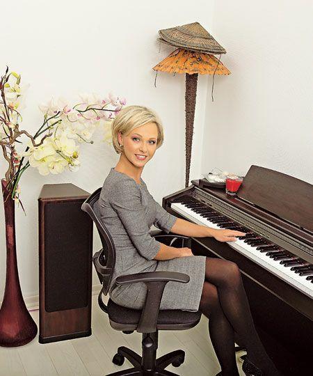 Елена Винник, ведущая новостей