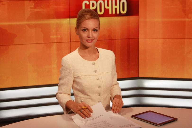 Ирина Сашина, ведущая