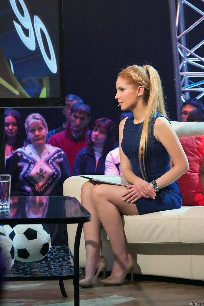 Катерина Кирильчева, ведущая