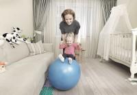 Ольга Кокорекина: «Рождение ребенка сразу отсекает остатки детства»