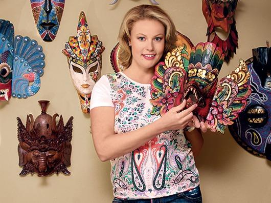 Екатерина Коновалова и ее хобби