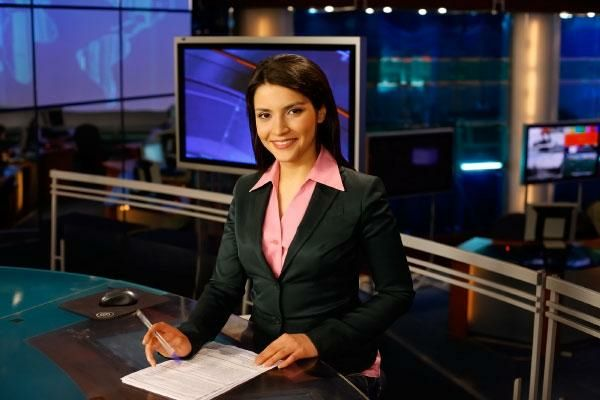 Салима Зариф, телеведущая