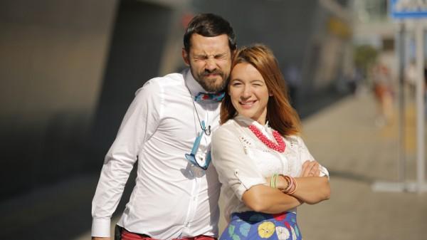 Орел и Решка: Андрей Бедняков и Настя Короткая