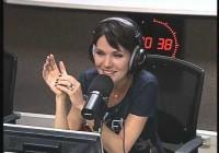 Интервью на радио «Маяк» с телеведущей Анастасией Чернобровиной