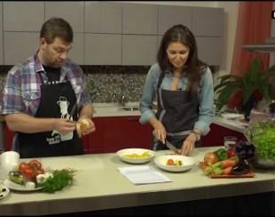 Ирина Шадрина в кулинарном шоу «Моя кухня»