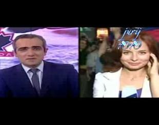 Поцелуй в прямом эфире (Видео с Марией Моргун)