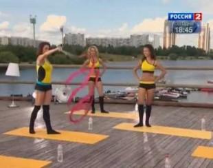 Гимнастика с Ириной Шадриной