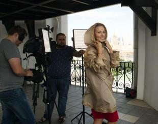 Погодное шоу Екатерины Григоровой на Вести Москва (Фото)