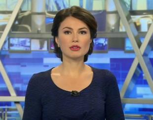 Ольга Ушакова, ведущая Доброе Утро на Первом Канале