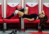 Мария Командная — фото для Совспорта