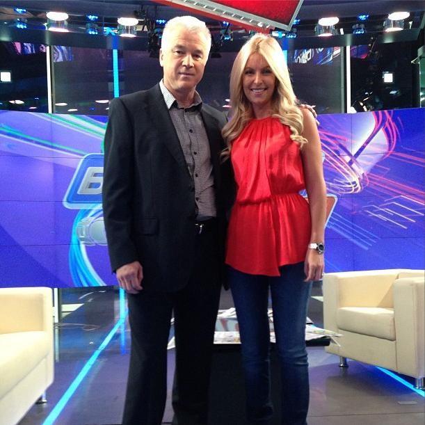 Мария Орзул и Сергей Силкин